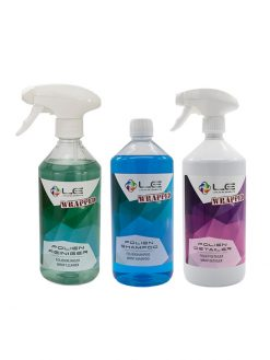 Liquid Elements Folien-Pflegeset